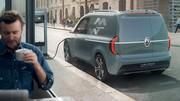 Le Renault Kangoo de 2020, évidement électrique