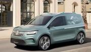 Renault Kangoo Z.E. Concept : nouvelle ligne