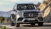 Mercedes GLS : tout pour le luxe, rien pour l'électrique