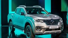 Renault Alaskan : Nouveau moteur 2.3 Blue dCi et charge utile augmentée