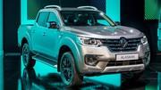 Renault Alaskan : une mise à jour technique pour fin 2019