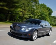 Bentley Continental Flying Spur Speed : La faute aux petites