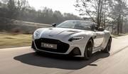 Aston Martin DBS Superleggera Volante : le V12 biturbo en plein air