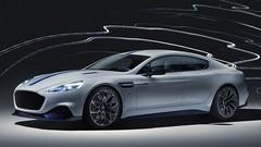 Rapide E la première Aston Martin électrique