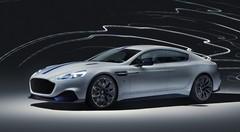 La Rapide E est la première Aston Martin électrique