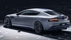 Aston Martin Rapide E : la version finale
