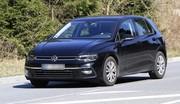 La Volkswagen Golf 8 surprise sans camouflage !