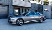 Essai Audi A8 55 TFSI : LA limousine de chez Audi
