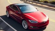 Tesla améliore sa Model S et renforce son leadership