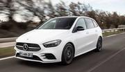 Essai Mercedes Classe B : le monospace fait de la résistance