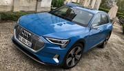 Essai Audi e-tron 55 Quattro : 1er SUV 100% électrique