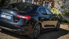 Essai Maserati Ghibli : le Trident sur la calandre