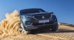Essai Seat Tarraco : on a testé le SUV familial sur de vraies dunes