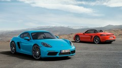 Porsche : les futurs 718 Boxster et Cayman seront hybrides et électriques