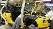 Opel : arrêt de la production pour les Adam, Karl et Mokka X