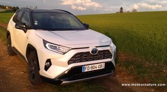 Essai Toyota RAV4 2WD Hybride : Presqu'un sans faute