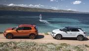 Essai comparatif Volkswagen T-Cross ou T-Roc : lequel choisir ?