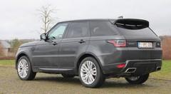 Essai Range Rover Sport P400e : Pile à tout faire ?