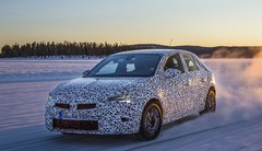 L'Opel Corsa peaufine son développement