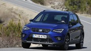 Essai Seat Arona TGI : SUV au CNG