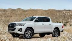 Le Toyota Hilux s'offre une série Special Edition