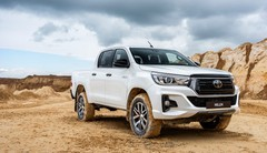 Toyota Hilux Limited 2019 : nouvelle série spéciale pour le pick-up quinqua !