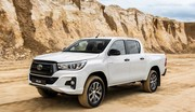 Toyota Hilux Special Edition : le pick-up de TOY pour 2019