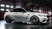 BMW M2 Competition Edition Heritage : seulement 40 exemplaires pour la France
