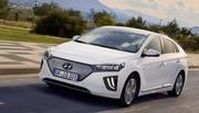 La Hyundai Ioniq Electric restylée détaille ses caractéristiques