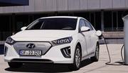 La Hyundai Ioniq progresse beaucoup en électrique