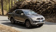 Pick-up : Fiat arrête le Fullback