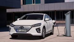 Hyundai Ioniq Electrique : une batterie 36% plus généreuse