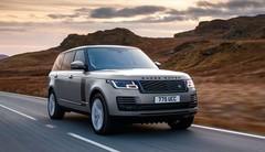Range Rover : 6-cylindres à turbo électrique