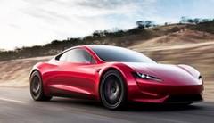 Tesla Roadster : 1000 km sur une charge