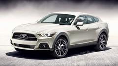 Ford « Mach 1 » : la Mustang SUV et électrique ?