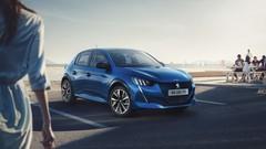 Des Peugeot e-208 déjà à vendre