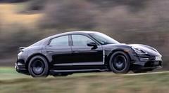 Dernière phase de tests pour le Porsche Taycan, déjà 6 millions de kilomètres parcourus