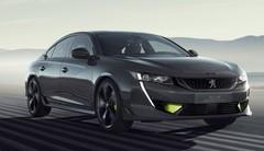 Future 508 Peugeot Sport : 360 ch et pas de malus !