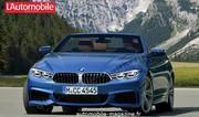 Future BMW Série 4 Cabriolet : Fini le toit rigide