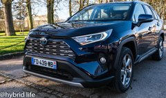 Essai Toyota RAV4 2019 hybride : King is coming !