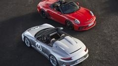 Porsche 911 Speedster 2019 : L'ultime 991 débarque en France