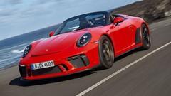 La nouvelle Porsche 911 Speedster disponible en France à partir de 273.095 euros
