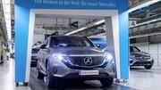 Mercedes EQC : Une première idée de son prix