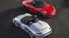 Porsche ouvre les commandes pour sa 911 Speedster