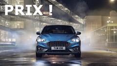 La Ford Focus ST 2019 disponible à la commande