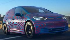 Volkswagen : du nouveau pour la compacte électrique ID.3