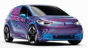 Volkswagen ID.3 : la compacte 100% électrique déjà disponible à la pré-vente sur Internet