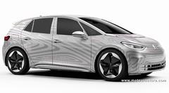 La Volkswagen ID.3 est disponible à la réservation
