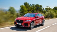 Essai Jaguar F-Pace SVR : Pas tout-à-fait dans l'ère du temps…