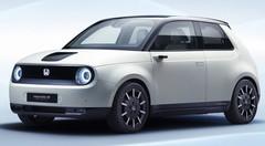 Honda e : la citadine électrique japonaise baptisée